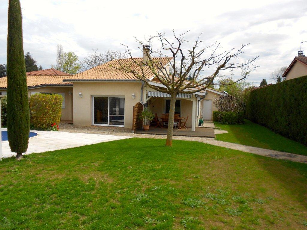 Annonce vente maison charnoz sur ain 01800 165 m 396 for Vente maison gresy sur aix
